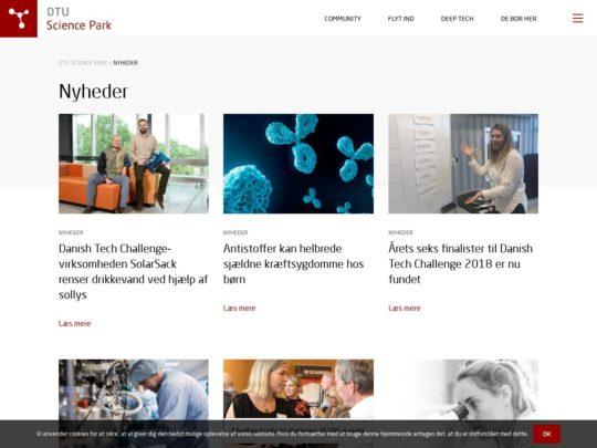 DTU Science Park